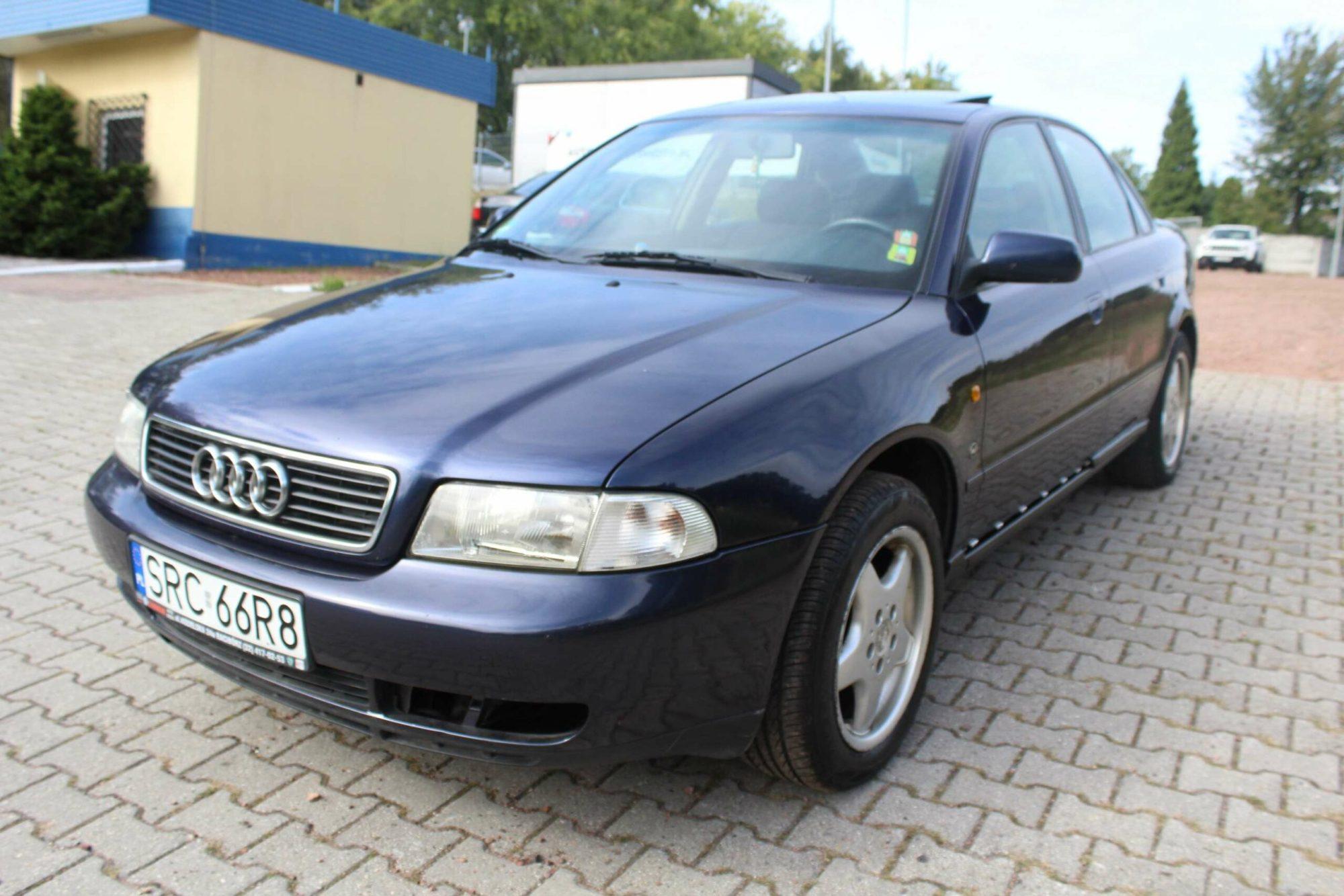 Audi A4 - Samochód za 5 tysięcy złotych!